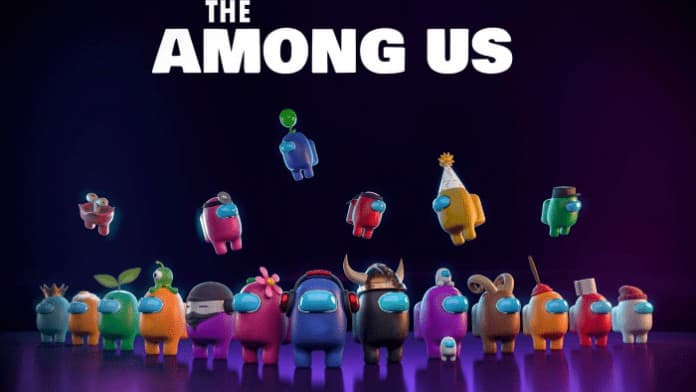 among us featured