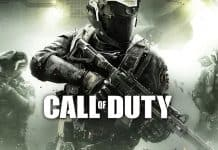 Call of Duty chrome wallpaper