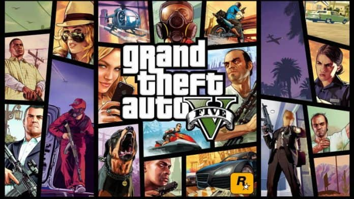 Grand Theft Auto V GTA 5 chrome wallpaper