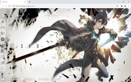 Sword Art Online wallpaper background